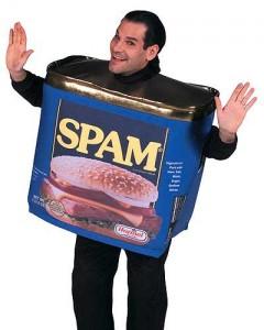 spam: человек-спам