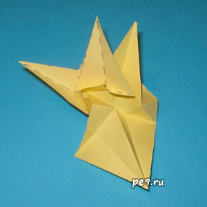 Firs and Stubs kusudama tutorial