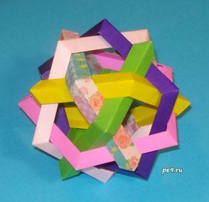 Makalu (Six Intersecting Pentagons) / Макалу (Шесть пересекающихся пятиугольников)