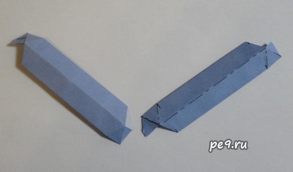 Six Intersecting Pentagons tutorial / Шесть пересекающихся пятиугольников - инструкция