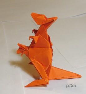 Kangaroo by Gen Hagiwara