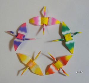 Журавлики - Tsuru